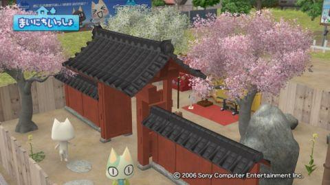 大島桜より薄桃色の八重桜が好き♪